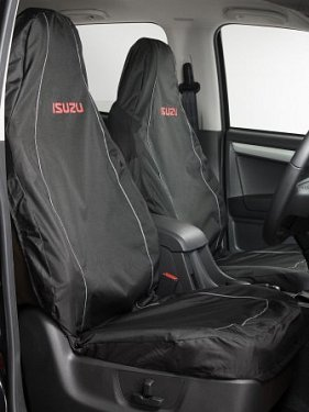 D-Max Seat Covers